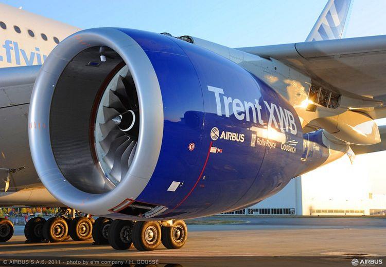 A350 XWB Flying test bed HG 1