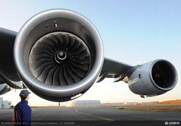 A350 XWB Flying test bed HG 2