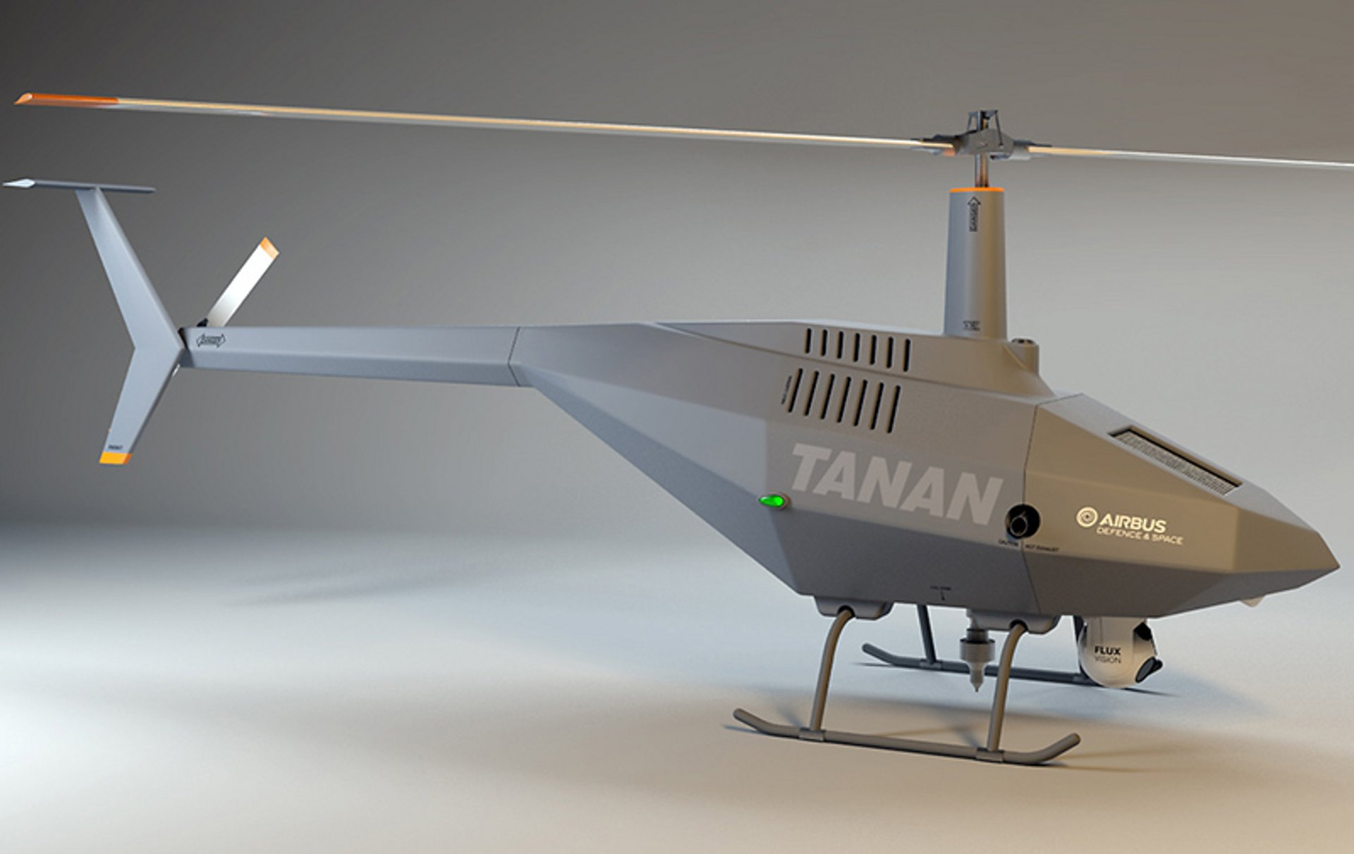 TANAN tactical helicopter UAS