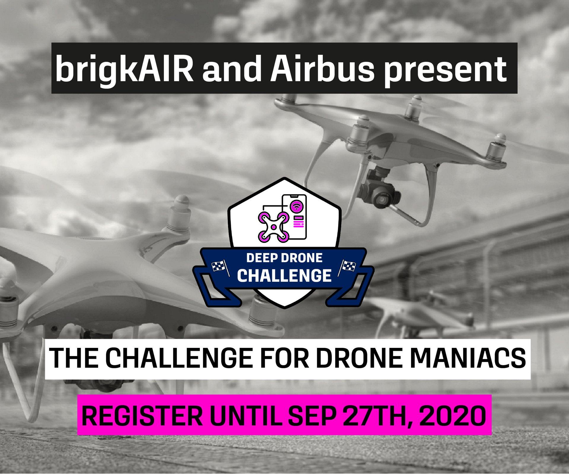 """Apply and fly"" competition seeks disruptive drone technologies"