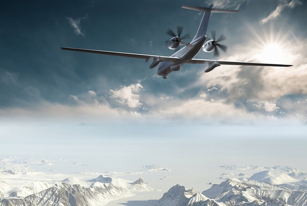 Eurodrone Arctic Mission