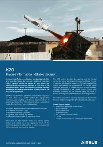 KZO Brochure