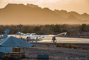 Zephyr 2021 Test Flight Campaign - Take off (2)