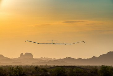 Zephyr 2021 Test Flight Campaign