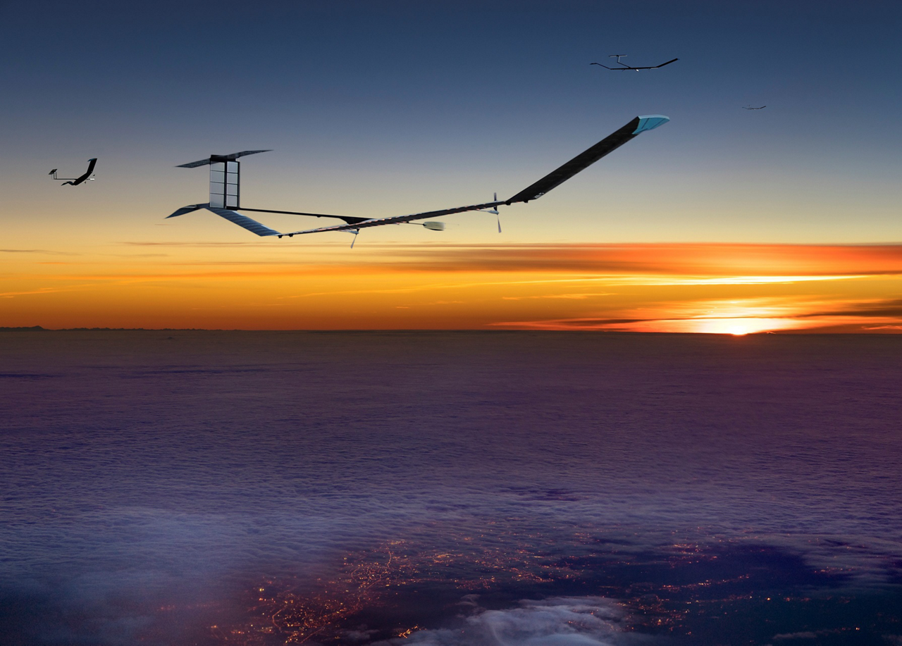 Connect beyond, with the world's leading solar electric stratospheric UAS