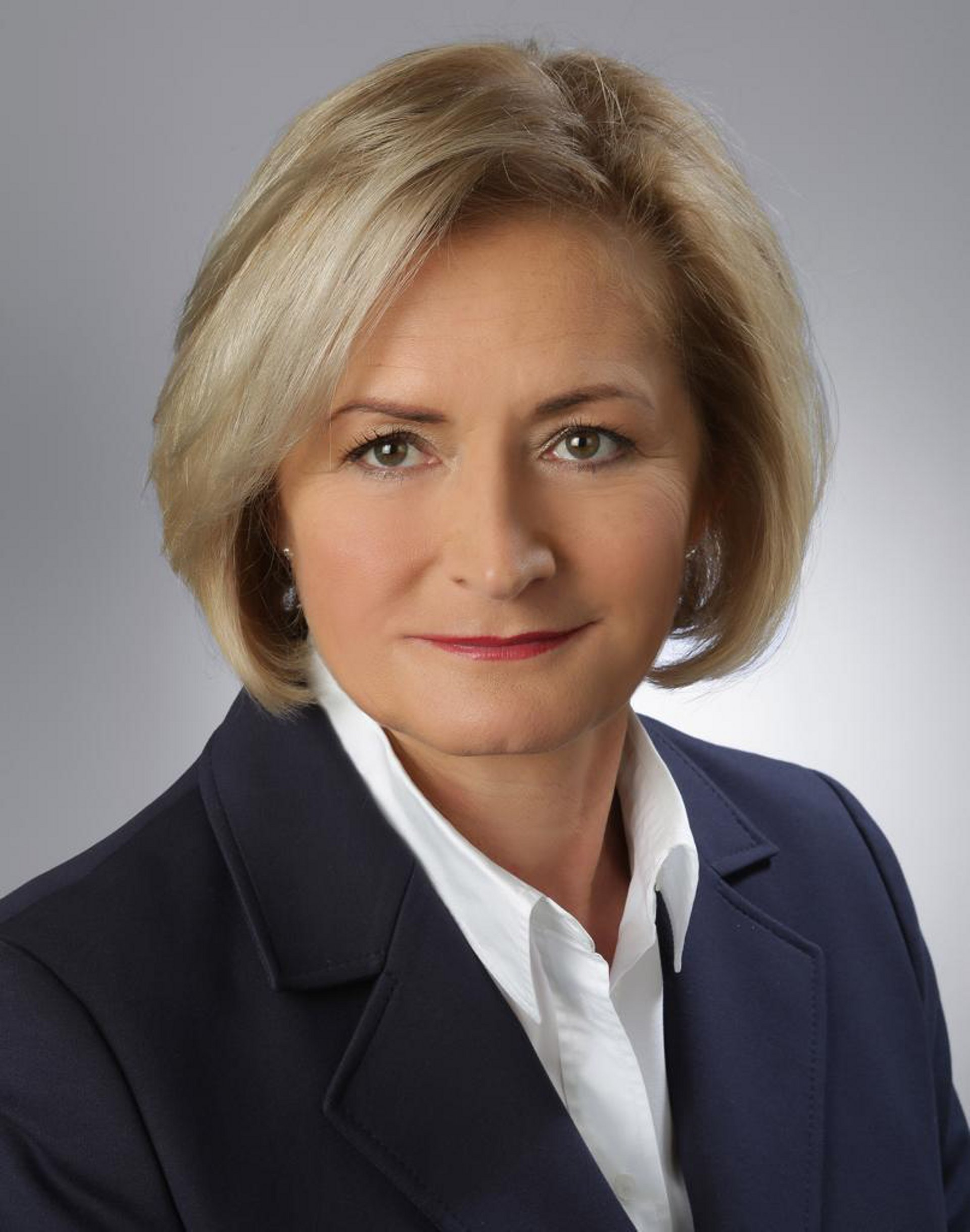 Barbara Bergmeier - New Head of Operations Airbus Defence and Space.