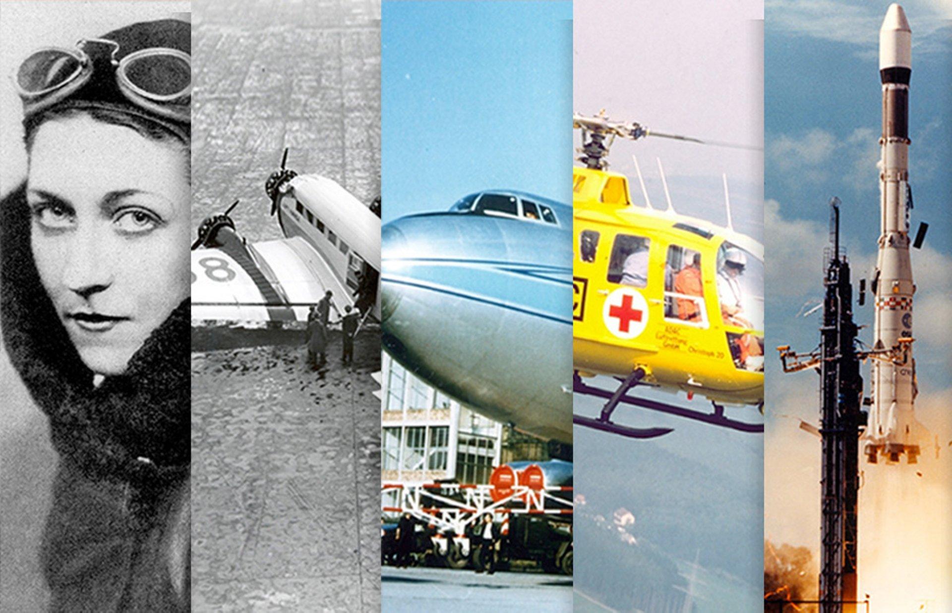 Airbus Heritage