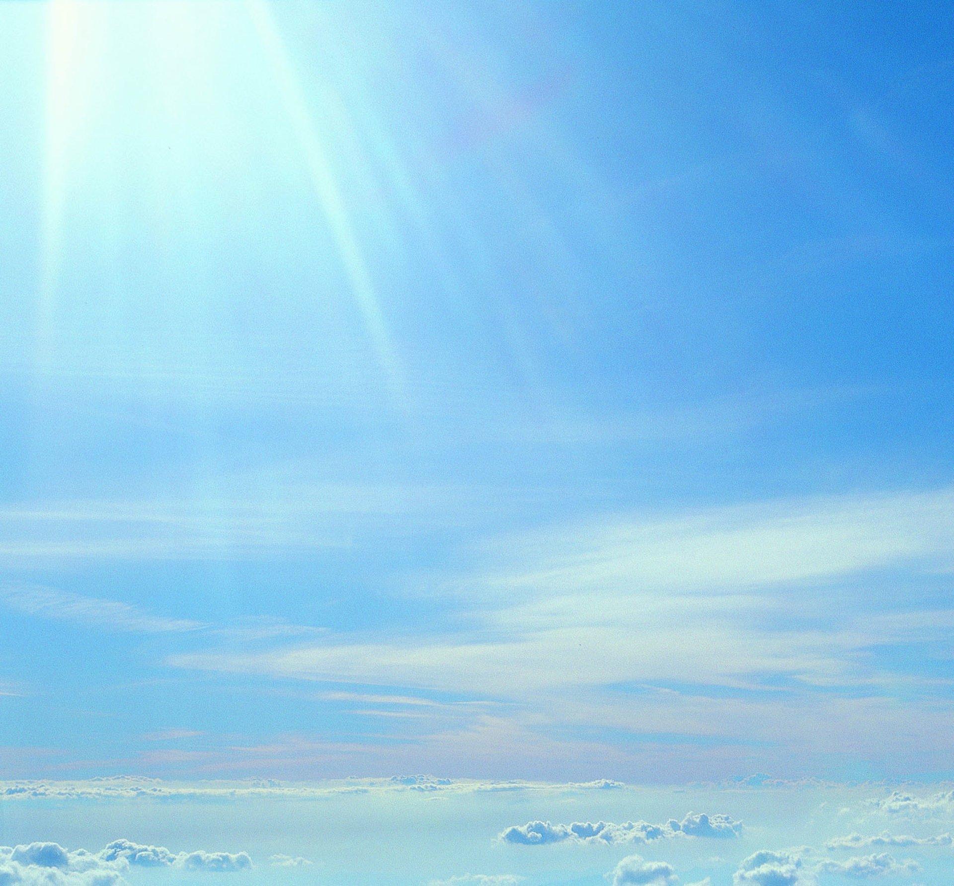 nuages, sky