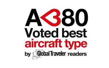 A380 voted Best Aircraft Type by Global Traveler_1