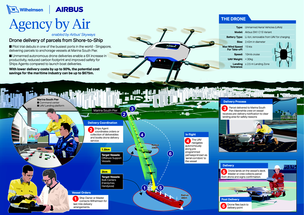 Infographics Skyways